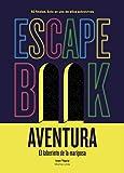 Escape book aventura: El laberinto de la mariposa (Librojuego)