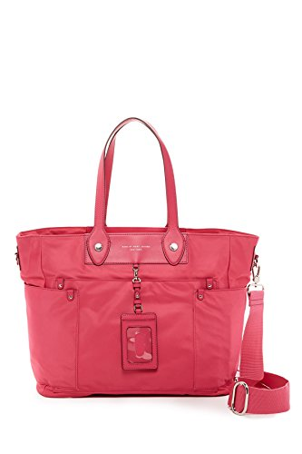 Marc by Marc Jacobs Preppy Nylon Elizababy Carry On (Begonia)