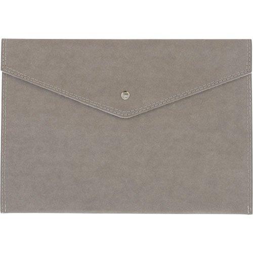 InLine 66224 papieren hoes/sleeve voor tablet/notebook, maat: XL grijs