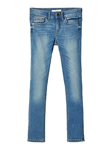 NAME IT Boy Jeans X-Slim Fit 104Medium Blue Denim