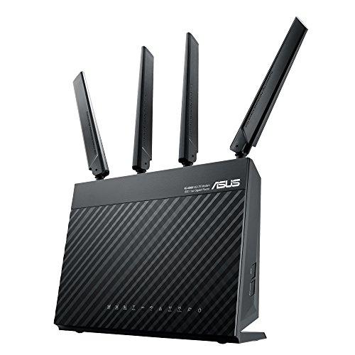 ASUS 4G-AC68U AC1900 Dual-Band 4G LTE WLAN-Modem-Router