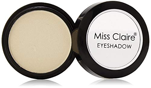 Miss Claire Single Eyeshadow, 0231 White, 2 g