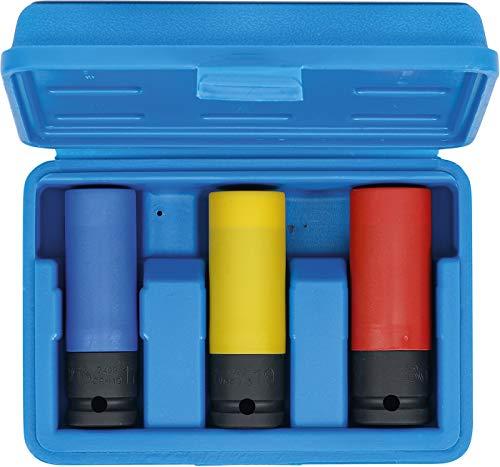 BGS 7500 | Kraft-Schoneinsatz-Satz | Ultra Slim | Antrieb Innenvierkant 12,5 mm (1/2