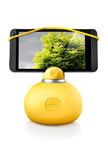 Ballpod Stativ mit SmartFix Set gelb