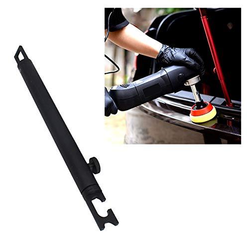 GF Unterstützungsstange Fit für Auto Polieren Retractable Fahrzeugtür-Befestigungsstütze (Color : Black)