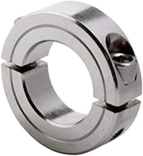 Fenner Drives B802107 B-Loc Shrink Disc 2.84 Width 1.4375 ID 2.835 OD 2.84 Width 02376572 2.835 OD 1.4375 ID M6 x 18 Screw Size 8 Locking Screws