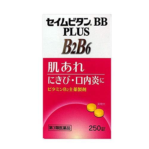 【第3類医薬品】セイムビタンBBプラス250錠
