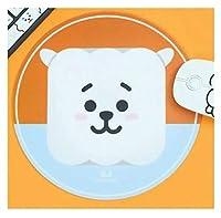 [公式] BT21 マウスパッド PVC mouse pad キャラクター かわいい パソコン TATA RJ CHIMMY COOKY SHOOKY MANG KOYA BTS 防弾少年団 (RJ)
