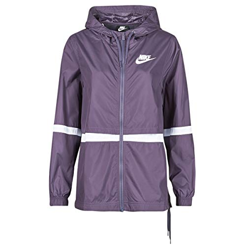 Nike Ropa deportiva para mujer, color oscuro., Dark Raisin/White, extra-large