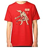 Kaiju Anatomy Classic T Shirt Hoodie for Men, Women Full Size.