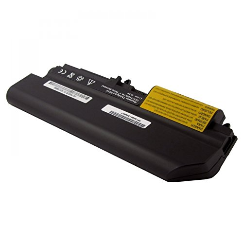 MTXtec Hochkapazitätsakku, LiIon, 10.8V, 6600mAh, schwarz für Lenovo ThinkPad T400 (7417)