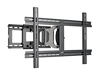 Sanus MLF13-B1 Articulating Universal Wall Mount for 37-80-Inch Screen (B00UNR0KH8) | Amazon price tracker / tracking, Amazon price history charts, Amazon price watches, Amazon price drop alerts