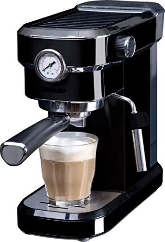 Butler 16110005 Espressomaschine Siebträger 15 Bar Siebträger-Espressomaschine - Die Kleine für den großen Genuß