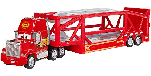 Disney Pixar Cars Launching Mack Transporter