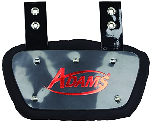 Adams Youth Football Back Plate for Shoulder Pads