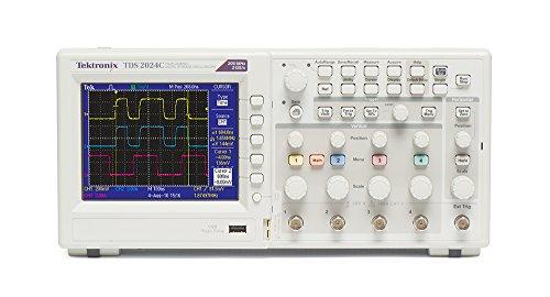Osciloscopio, tds2000C serie, 4analógica,...