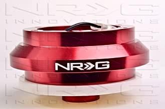 NRG Short Steering Wheel Hub Adapter (Boss) Kit - Acura Integra 94-01 - RED - New - Part # SRK-110H-RD1