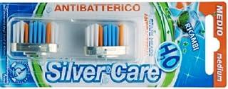シルバー抗菌歯ブラシ スペア 普通
