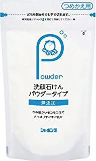洗顔石けんパウダータイプ つめかえ用 70g