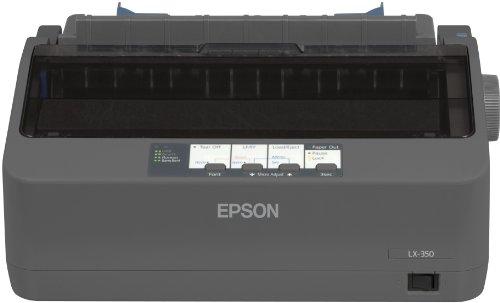 Epson C11CC24031 LX-350 Nadeldrucker (128KB Cache, USB 2.0) grau