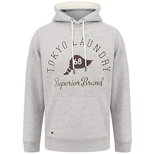 Tokyo Laundry Men's Nocona Hooded Sweatshirt