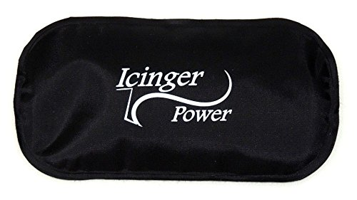 Compresa de calor - frío Icinger Power - 18x9cm (7.5'x3.5') - 160gr (7oz) - Cubierta de nylon anti derrames