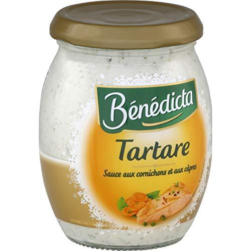 BÉNÉDICTA Salsa Tártara Pueda 260 G