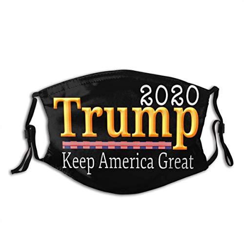 pumpkin pie Trump 2020 Personalisierter Mundschutz mit wiederverwendbarem Mundschutz (Give Five Mouth Guard)