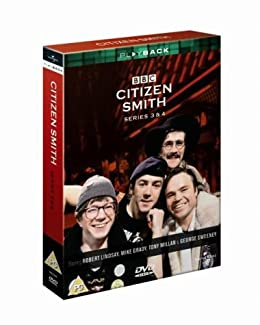 Citizen Smith - Series 3 & 4