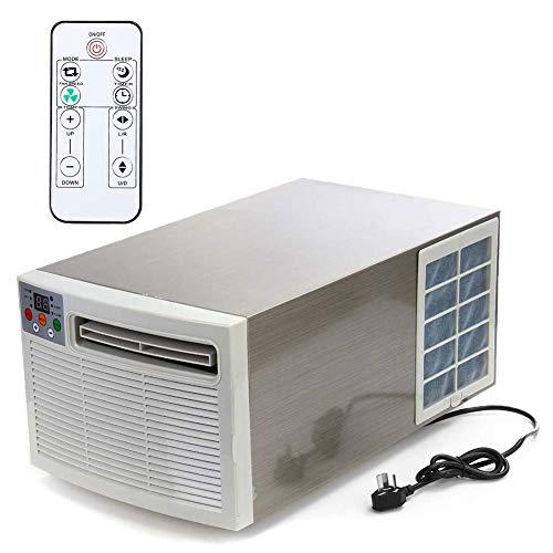 MAZ 1400W de Escritorio de Aire Acondicionado, Frío Refrigeración Temporizador Ventilador con Control Remoto Led Pantalla Del Panel Del Refrigerador de Aire Del Purificador Del Humectador