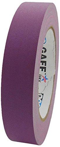 Pro-Gaff RS161PU24X25 Gewebeband, matt, 24 mm x 23 m