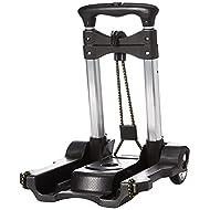 Samsonite Compact Folding Luggage Cart, Black, One Size