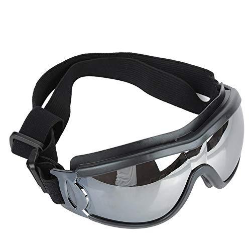 dgtrhted Hund Sonnenbrille Haustierdekorationen Augen Schutzzubehör Wasserdicht windfest Anti-UV