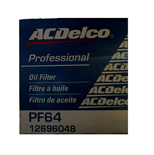 ACDelco PF64 Professional Engine Oil Filter