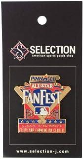 Peter David(ピーターデイビッド) クリーブランド・インディアンス 1997 オールスター Game Pin: Fan Fest ピンズ ピンバッチ - [並行輸入品]