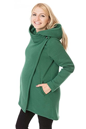 GoFuture Damen Umstandsjacke für Mama Jacke Taylor GF2278XC in Grün