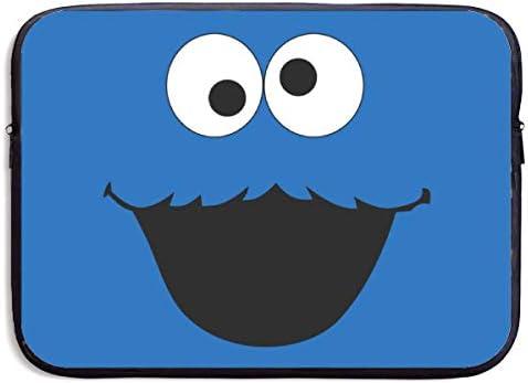 Laptop Sleeve Water Resistant Neoprene Notebook Cookie Monster Novelty Art Computer Pocket Tablet product image