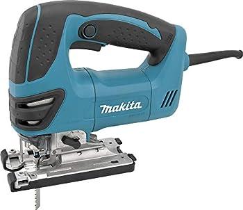 Makita 4350FCT Top Handle Jig Saw with  Tool-less  Blade Change