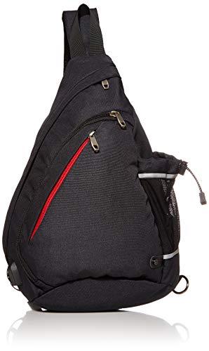 KAKA Sling Bag for Men Antitheft Waterproof Crossbody Bag Shoulder Bag Sling Backpack for Men Women