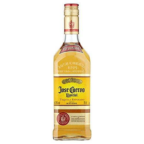 Jose Cuervo Especial Tequila Reposado 70cl Pack (6 x 70cl)