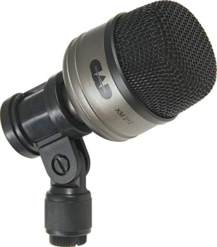 Bass Kick Drum Set Microphone Mic Dynamic Also for Bass Guitar Cabinets