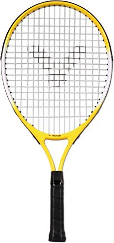 VICTOR Tennisschläger Junior 53, Gelb, 53 cm, 216/0/4 by Victor