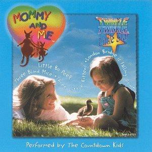 Mommy & Me: Twinkle Twinkle Little Star [Audio CD] The Countdown Kids