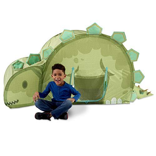 Basic Fun Playhut Stegosaurus Hut Pop-Up Play Tent