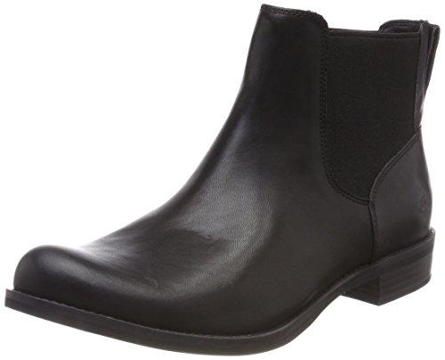 Timberland Damen Magby Low Chelsea Boots, Schwarz (Black), 40 EU