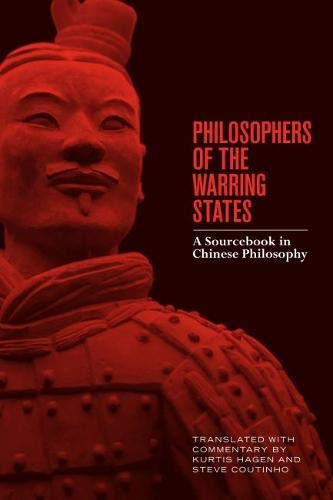Philosophers of the Warring States: A Sourcebook in Chinese Philosophy