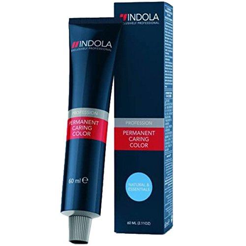Indola Permanent Haarfarbe 1.0 schwarz Natural, 60 ml