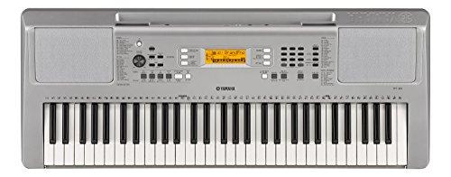 Yamaha YPT-360 - Tastiera portatile, colore: Argento