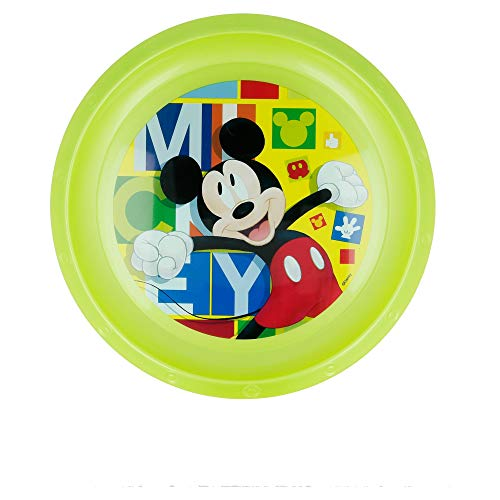 Mickey Mouse 44212 Assiettes