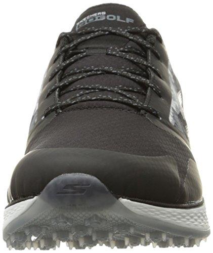 Skechers Chaussures de golf Performance Go Golf Birdie pour femme - gris - anthracite/bleu,